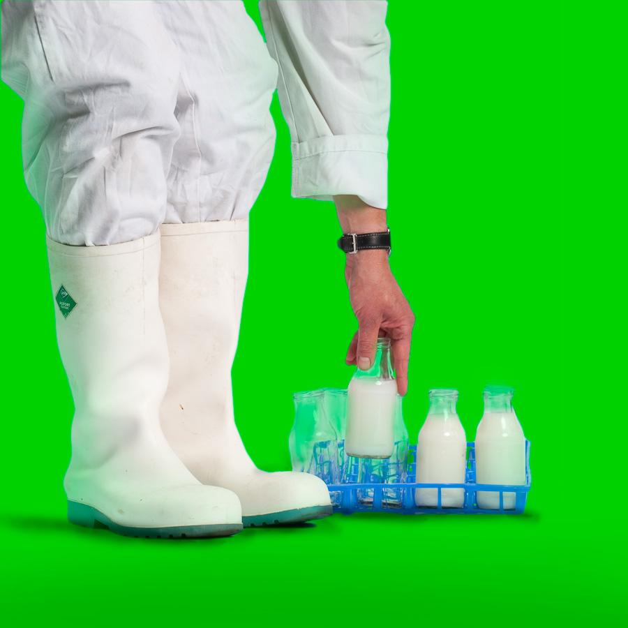 KLEURRIJK IN BEELD melk