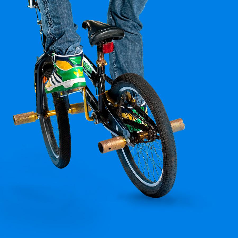 KLEURRIJK IN BEELD mountianbike